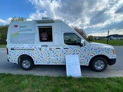 Sweet Josephine's food truck