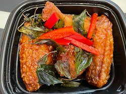 Tamarin Chicken Wings