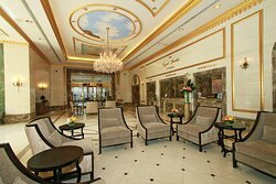 Lobby - Royal Gardens