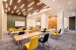 Yerevan Meeting room 164 sqm with classroom set up