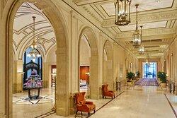 Promenade and Lobby