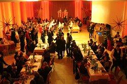 Sala ristorante interno: Jonico71