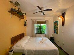 Room 2 - Standard double bed
