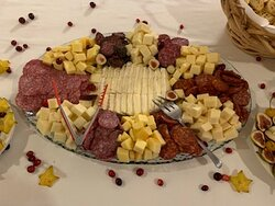 Large Meat and Cheese Tray