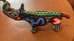 Excelente regalo! Puedes encontrar artesanías hermosas de diferentes estados de la República.