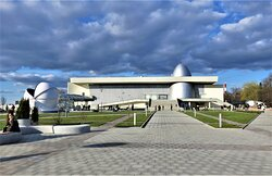 Калуга. Музей истории космонавтики.
