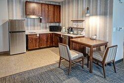 Accessible Studio Suite - Kitchen