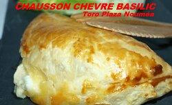 Chausson Chèvre Basilic Frais