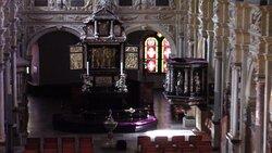 La cappella dell'incoronazione
