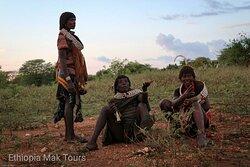Banna tribes Ethiopia
