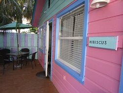 Porch for Hibiscus