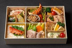 Room Service - Saga Bento Dinner Box