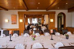 Une envie de banquet au chalet du Mont-Pèlerin?