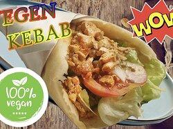 New In Sababa Chiang Mai.  100% VEGAN KEBAB. by #chefjeab #lifeissababa #sababachiangmai #vegankebab Order via tuk bit.ly/sababa-tuk Order via grab bit.ly/sababa-grab SABABA also available on mealsinwheels, Lineman & Panda.