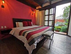 contamos con habitaciones equipadas para que pases un descanso agradable mientras disfrutas de tu viaje a San Cristóbal de Las Casas.