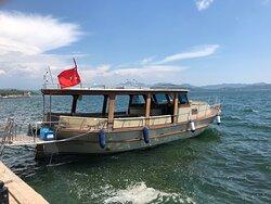 Boat trip to Köyceğiz