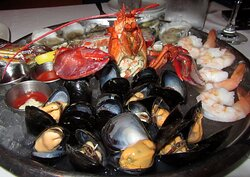 Chilled Seafood Tray