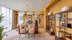 Presidential Suite 1856 - Reading Room