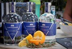 Distillers Strength - 1818 Settlers Gin Double Gold Medal - San Francisco Spirits Awards
