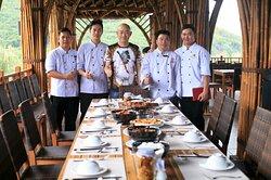 Hồn Việt restaurant