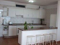 viviendas privadas con cocina