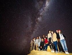 Pinnacles Group Photo