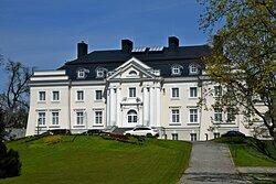 Pałac Komierowo po remoncie