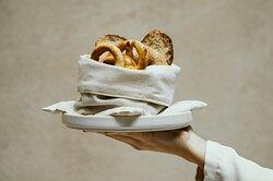 Copernicus Restaurant home made bread