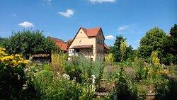 Der Schaugarten des Hohenloher Freilandmuseums