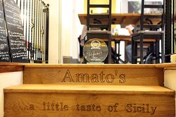 Step in to Amato's!