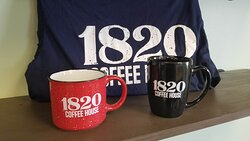 Plenty of 1820 swag available.