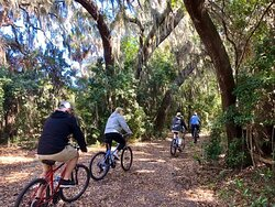 Preserve Bike Tour