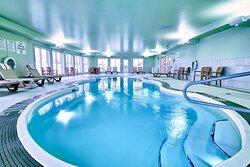 Salt water mineral pool
