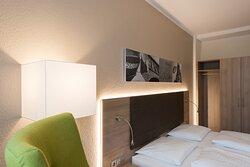 Heikotel - Hotel Stadtpark Residenz Doppelzimmer