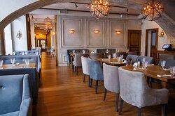 третий зал ресторана