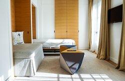 hotel prestigieux parisien hotel romantique paris luxe hotel avec baignoire - hotel haut de gamme