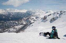 Snowboarding in Serre Chevalier with Ski Miquel