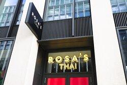 Rosa's Thai Cafe Birmingham