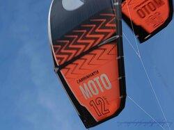 Parasurfing near Gulfport Beach