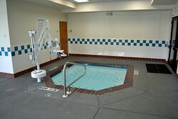 Come relax in our Whirlpool!
