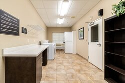 Portland Extended Stay Complimentary Laundry Machines