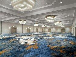 Grand Ballroom - Empty