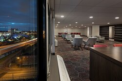 Newly renovated 11th floor meeting space with expansive views