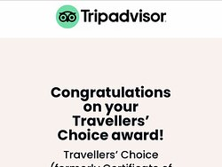 """""""Collect moments, not things.""""   As we celebrate being the top 10% of hotels worldwide - 2021 Travellers' Choice Award Winner!!"""