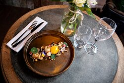 Delicate dishes to go alongside our pub classics