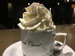 Cappuccino nata