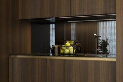 Angolo cottura Presidential Suite We.Me Suite Hotel Riccione