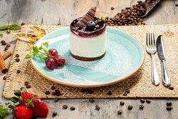 Начните свой день с доброй улыбки и вкусного десерта ☺️