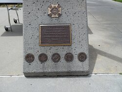 Memorial to our country's armed forces