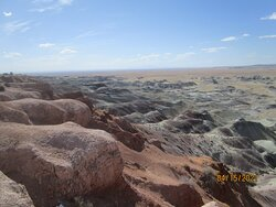Little Painted Desert from different view